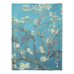 Almond Blossoms Duvet Cover at Zazzle