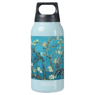 Almond Blossoms Insulated Water Bottle