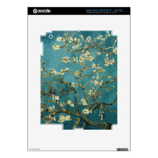 Almond Blossoms iPad 3 Skin