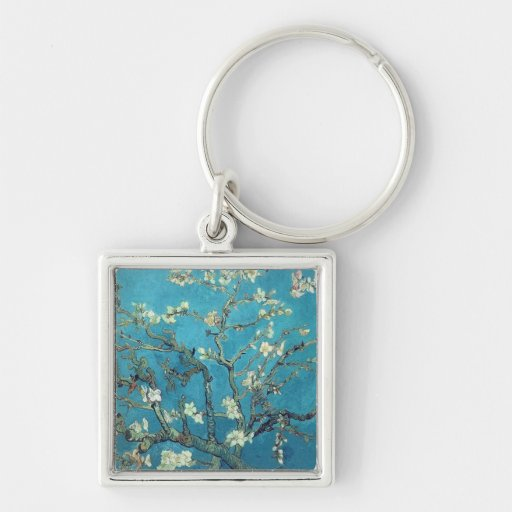 Almond Blossoms Key Chains