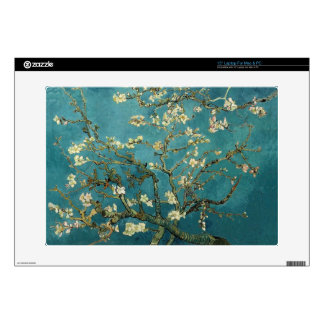 Almond Blossoms Laptop Skin