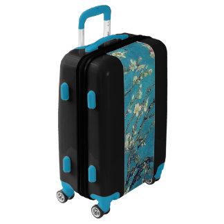 Almond Blossoms Luggage