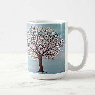 """""""Almond Blossoms"""" Mug"""