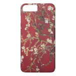 Almond Blossoms Red Vincent van Gogh Art Painting iPhone 7 Plus Case