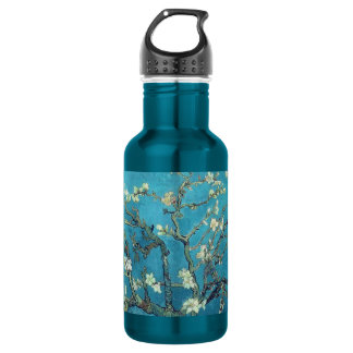 Almond Blossoms Water Bottle