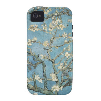 Almond branches in bloom, 1890, Vincent van Gogh iPhone 4 Cases