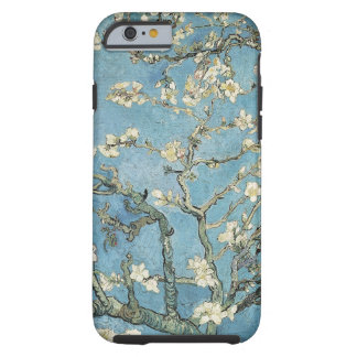 Almond branches in bloom, 1890, Vincent van Gogh Tough iPhone 6 Case