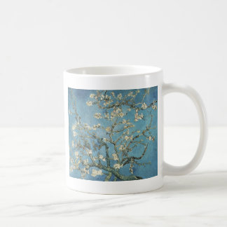 Almond branches in bloom, 1890, Vincent van Gogh Classic White Coffee Mug
