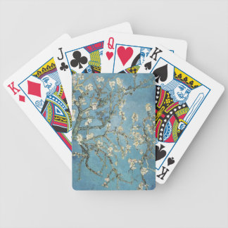 Almond branches in bloom, 1890, Vincent van Gogh Bicycle Poker Cards