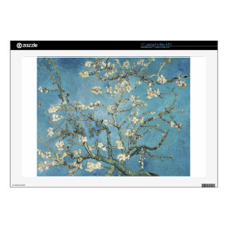 Almond branches in bloom, 1890, Vincent van Gogh Skins For Laptops