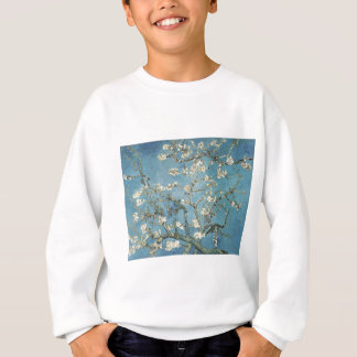 Almond branches in bloom, 1890, Vincent van Gogh Sweatshirt