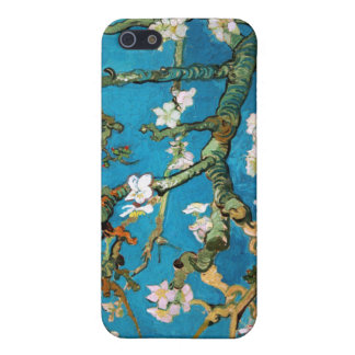 Almond Branches in Bloom Detail, Van Gogh Case For iPhone SE/5/5s