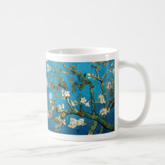 Almond Branches in Bloom Detail, Van Gogh Coffee Mug