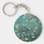 Almond Branches in Bloom Key Chains