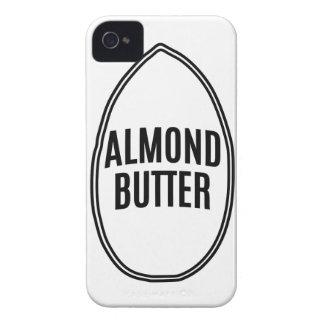 Almond Butter inside an Almond iPhone 4 Case-Mate Case
