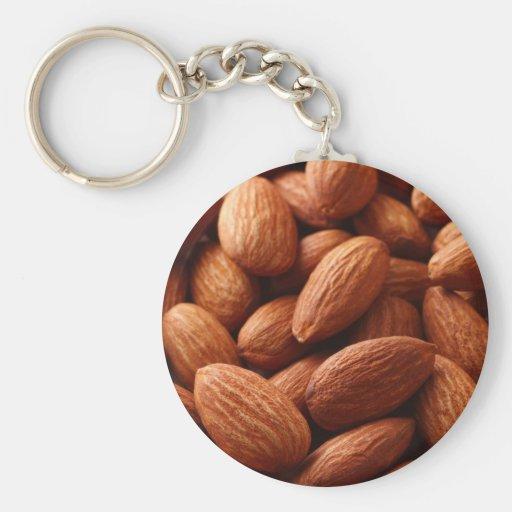 Almond Keychain