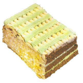 Almond Layer Cake Cutout