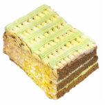 Almond Layer Cake Photo Cutouts