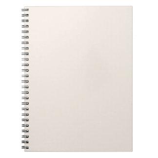 Almond Notebook