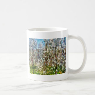 Almond Orchard Blossom Coffee Mug