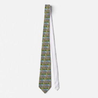 Almond Orchard Blossom Neck Tie
