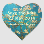Almond Tree Art Save the Date Stickers