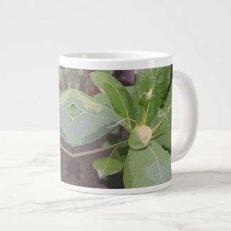 Almond Tree Closeup Large Coffee Mug