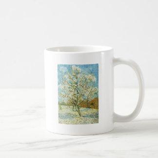 Almond tree coffee mug
