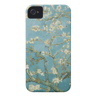 Almond tree in blossom by Vincent Van Gogh iPhone 4 Cases