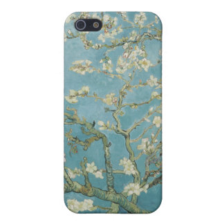Almond tree in blossom by Vincent Van Gogh iPhone SE/5/5s Case