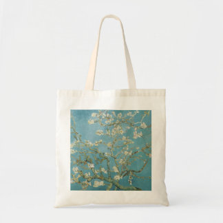 Almond tree in blossom by Vincent Van Gogh Tote Bag