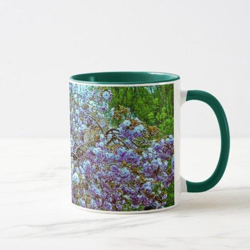 Almond Tree in Monet's Garden Mug