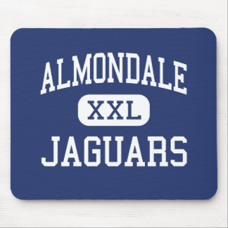 Almondale Jaguars Middle Littlerock Mousepad