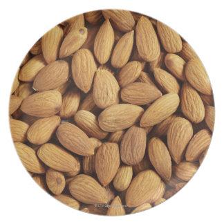 Almonds Dinner Plate