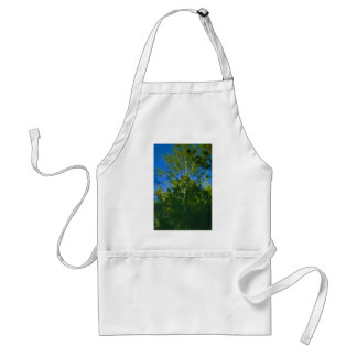 Almost an Oil Adult Apron