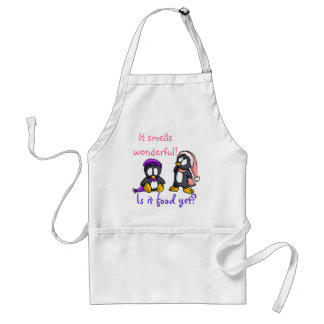 Almost Dinnertime Adult Apron