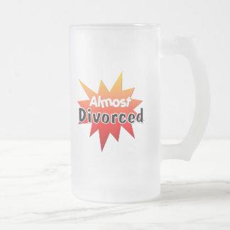 Almost Divorced Coffee Mug