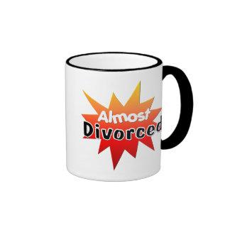 Almost Divorced Mug