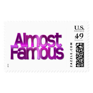 Almost Famous Postage