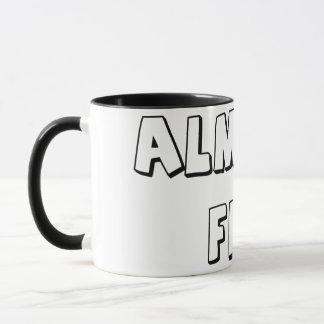 Almost Fini Mug