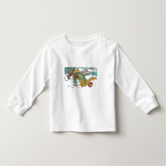 Almost have it, says Ginger Kitty Toddler T-shirt