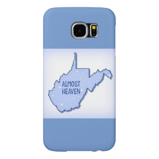 Almost Heaven Galaxy S6, Barely There Samsung Galaxy S6 Case