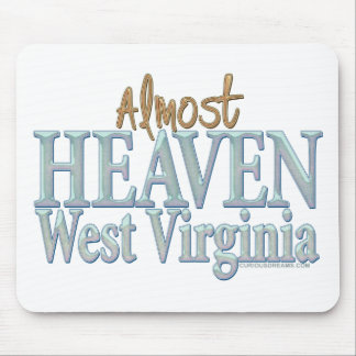 Almost Heaven West Virginia_1 Mouse Pad