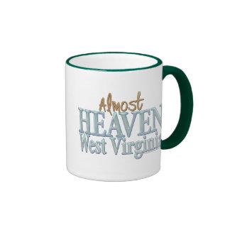 Almost Heaven West Virginia_1 Coffee Mugs
