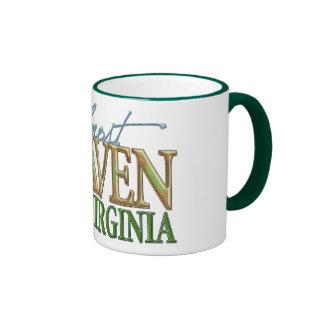 Almost Heaven West Virginia_2 Coffee Mugs