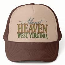 Almost Heaven West Virginia_2 Trucker Hat
