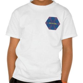 Almost Hexagonal Kaleidoscope Mandala Shirt
