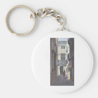 Almost Home Keychain