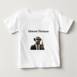 Almost Human Baby T-Shirt