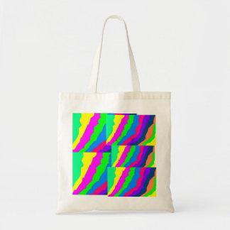 almost illusion designer j bag